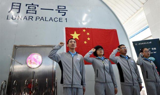 Фото - Китай активно готовится к отправке человека на Луну