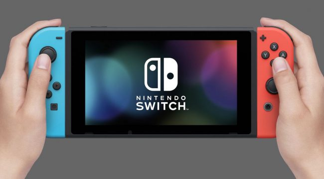 Фото - #видео | Консоль Nintendo Switch пережила падение с 300 метров