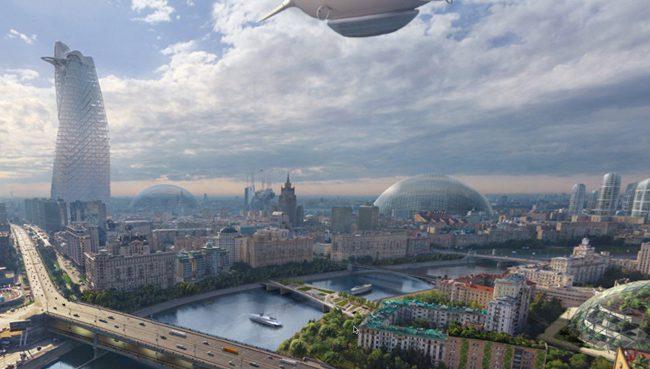 Фото - В Лаборатории Касперского спрогнозировали будущее Москвы