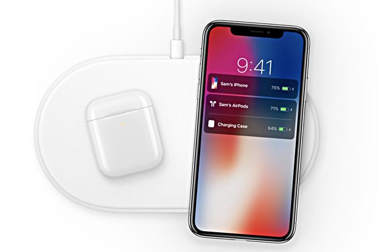 Фото - Выход беспроводной зарядки Apple AirPower ожидается в марте»