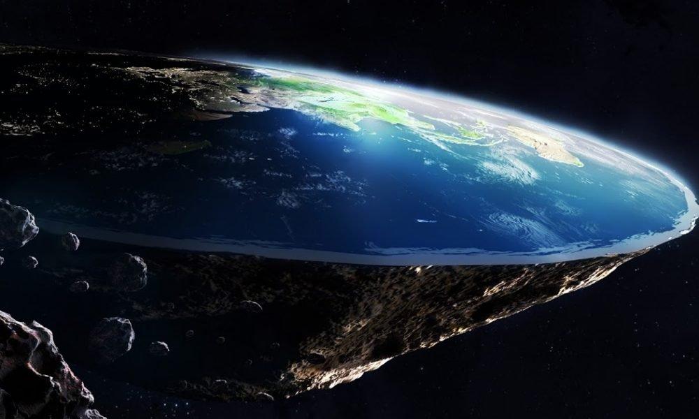 Фото - Будь Земля плоской, чтобы было бы с нами?