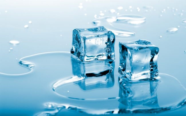 Фото - Ученые получили «невозможную» форму льда, которая может существовать только на Уране