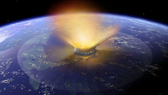 Фото - Последствия падения крупных астероидов на Землю будут еще серьезнее, чем считалось