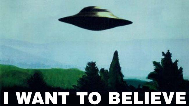 Фото - Пентагон подтвердил существование программы по изучению контактов с НЛО