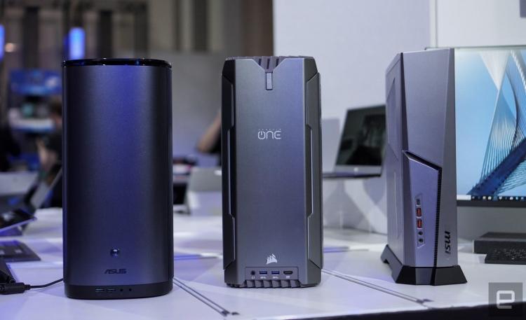Фото - Computex 2018: инициатива Intel Creator PC нацелена на аудиторию Mac»