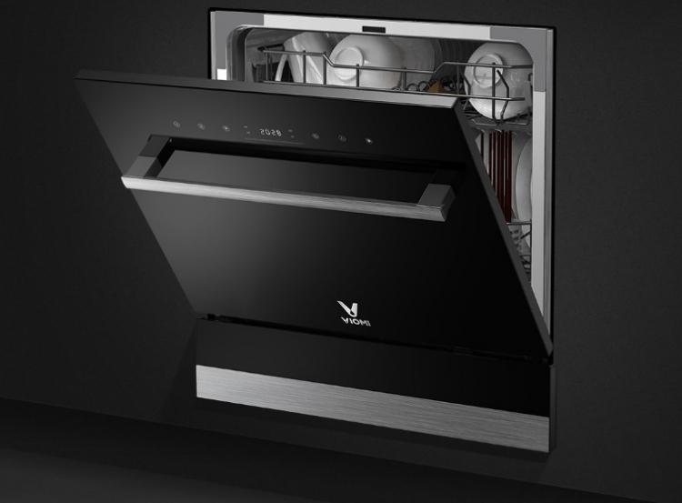 Фото - Xiaomi организовала сбор средств на «умную» посудомоечную машину и доступный робот-пылесос»