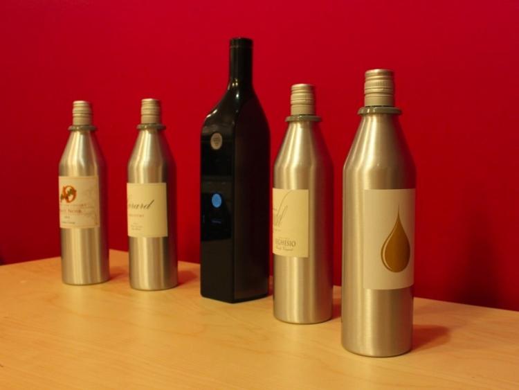 Фото - Разработчики винной смарт-бутылки Kuvée признали себя банкротом»